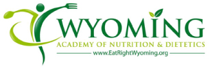 WAND | Wyoming Academy of Nutrition & Dietetics Logo
